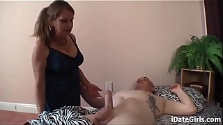 Canadian mom wants big cock from her BF - I met her at iDateGirls.com