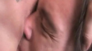 Interracial Cuckold Pussy Sniffer