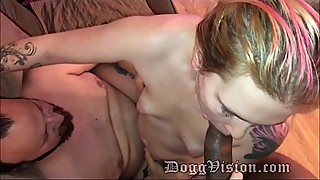 Cuckold Anal Wife Double Creampie Threesome